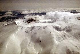 Mount Akutan.
