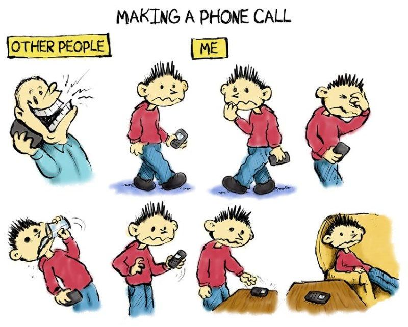 How to Make a Phone Call When You Have Phone Phobia and.