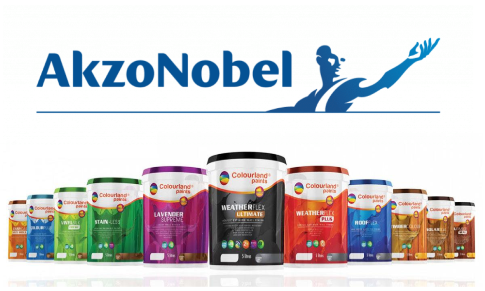 AkzoNobel to Acquire Colourland Paints.