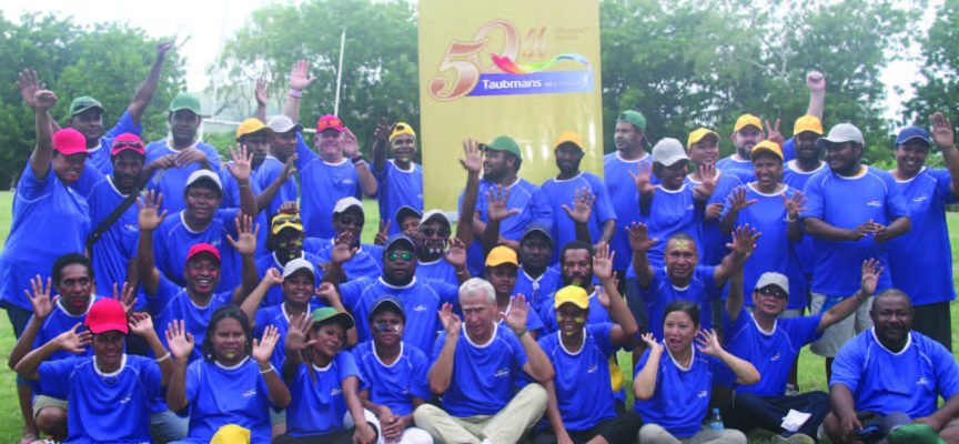 AKZO Nobel PNG celebrates 50 years in PNG.