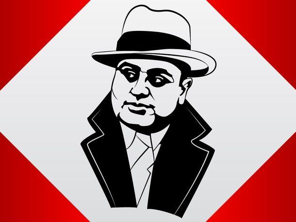 Al Capone Vector.