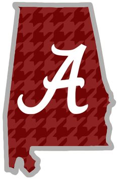 Alabama crimson tide clipart free.