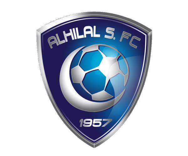 Al Hilal Saudi Club Logo.