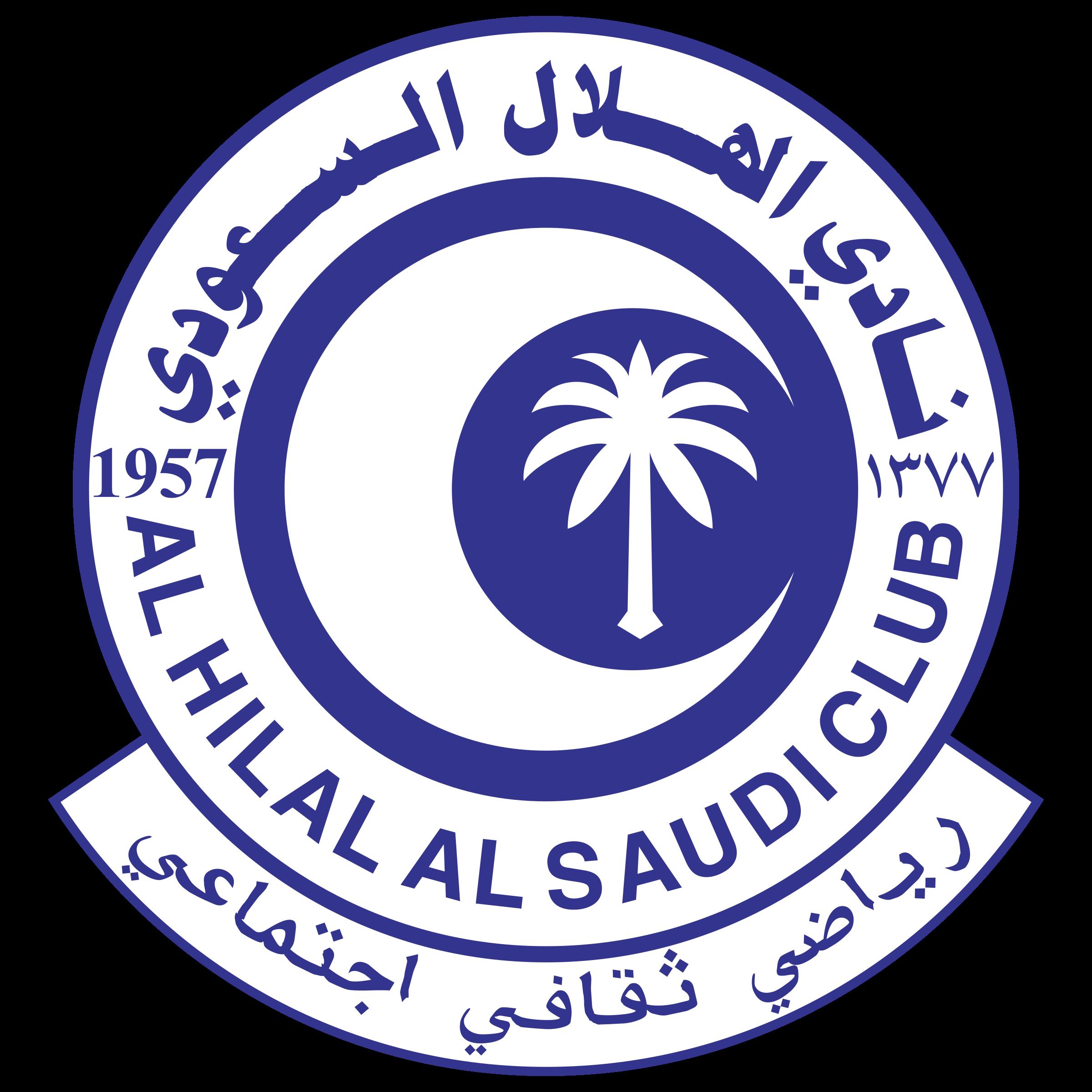 Al Hilal Logo PNG Transparent & SVG Vector.