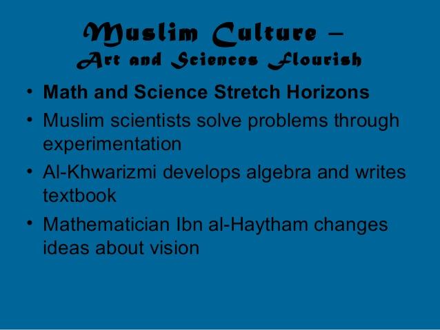 10.3 muslim cultural.