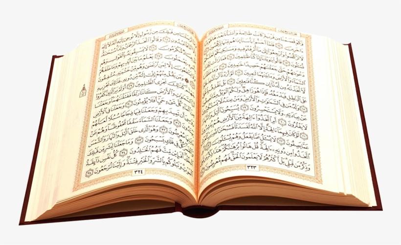 Open Quran Png Transparent.