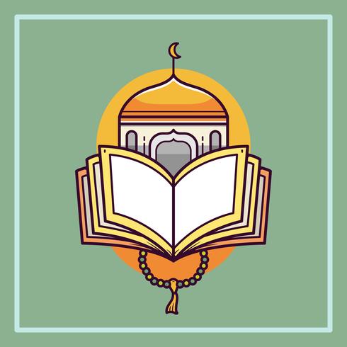 Quran Illustration Png.