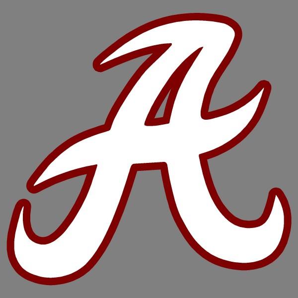 University Of Alabama Clipart.