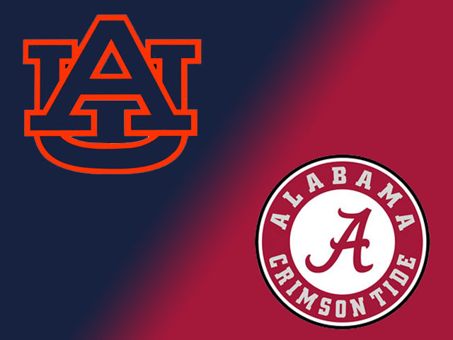 The Great Rivalry Between Alabama and Auburn.