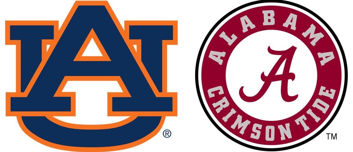 Auburn vs. Alabama over the years.