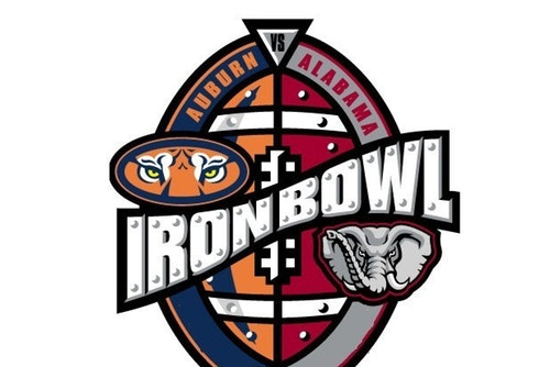 Iron Bowl Party: Alabama vs. Auburn.