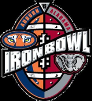 Iron Bowl.
