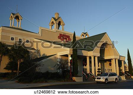 Stock Photo of North Myrtle Beach, SC, South Carolina, The Grand.