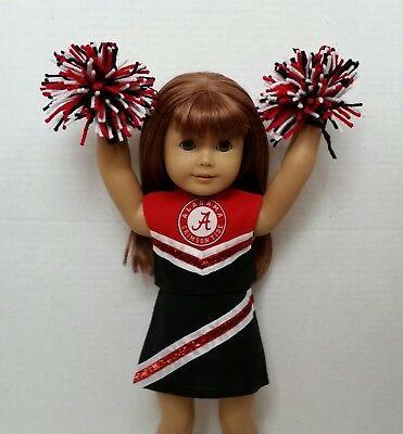 UNIVERSITY OF ALABAMA Cheerleader College Vintage Looking.
