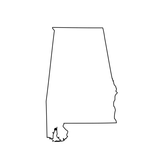 Best Alabama Illustrations, Royalty.