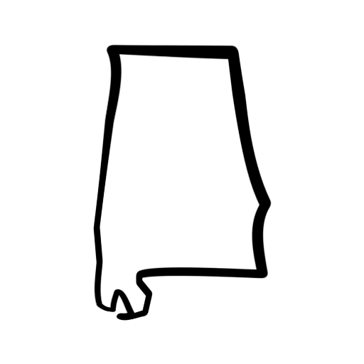 Alabama Clipart.