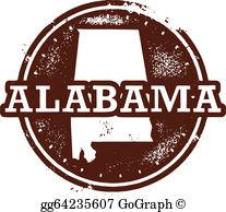 Mobile Alabama Clip Art.