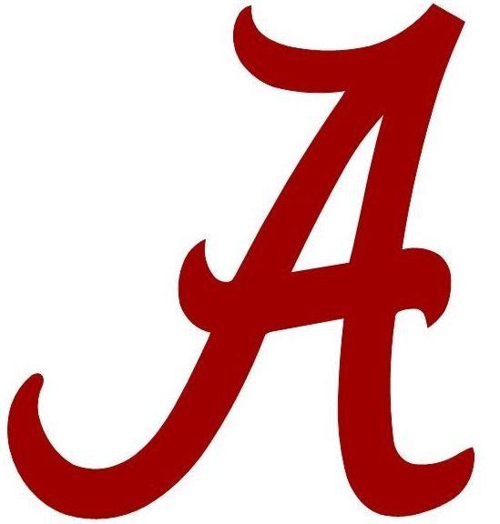 Free Alabama Logo Stencil, Download Free Clip Art, Free Clip.