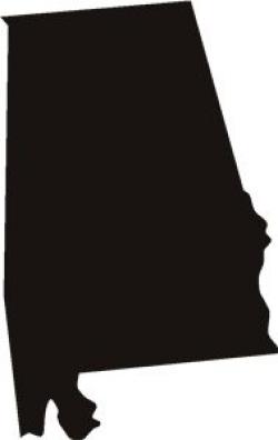Alabama clipart silhouette, Picture #219071 alabama clipart.