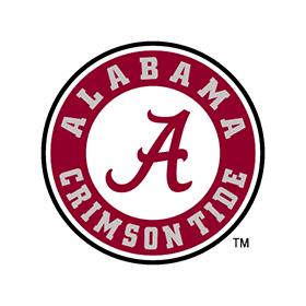 Alabama Crimson Tide Logo Vector Free Download Clip Art.