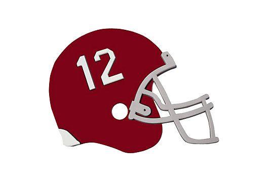 Alabama Football Helmet Pictures Clipart.