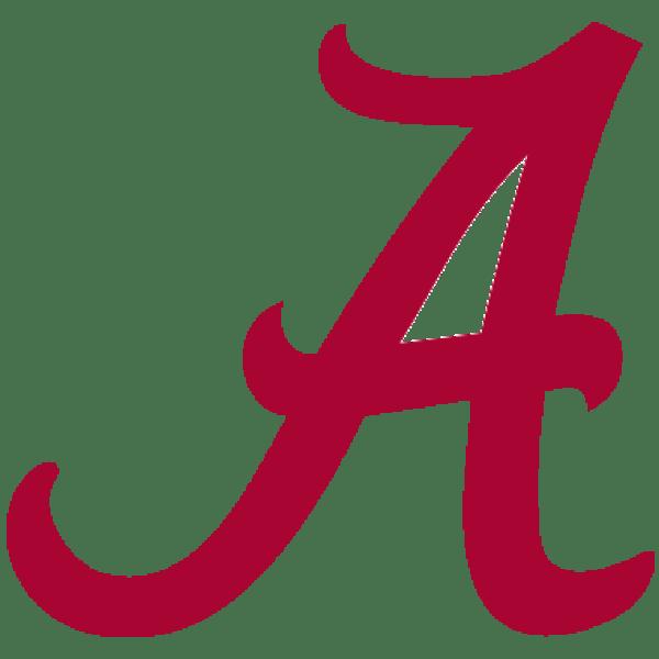 Alabama Crimson Tide Logo.