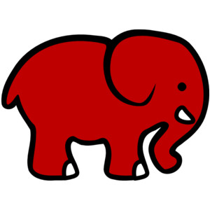 Free Houndstooth Elephant Cliparts, Download Free Clip Art, Free.