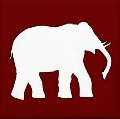 Alabama elephant clipart 3 » Clipart Station.