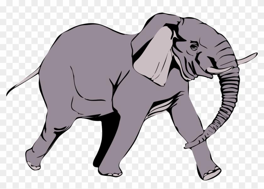 Asian Elephant Clipart Alabama Elephant.