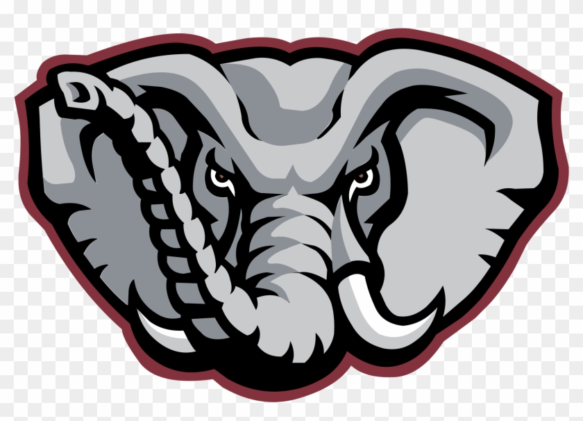 Alabama Crimson Tide Logo Png Transparent.