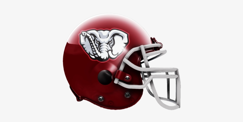Helmet Clipart Alabama Football.