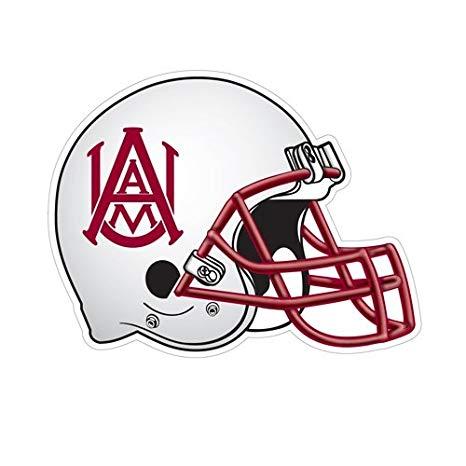 Amazon.com : Alabama A&M Football Helmet Magnet 'Official Logo.