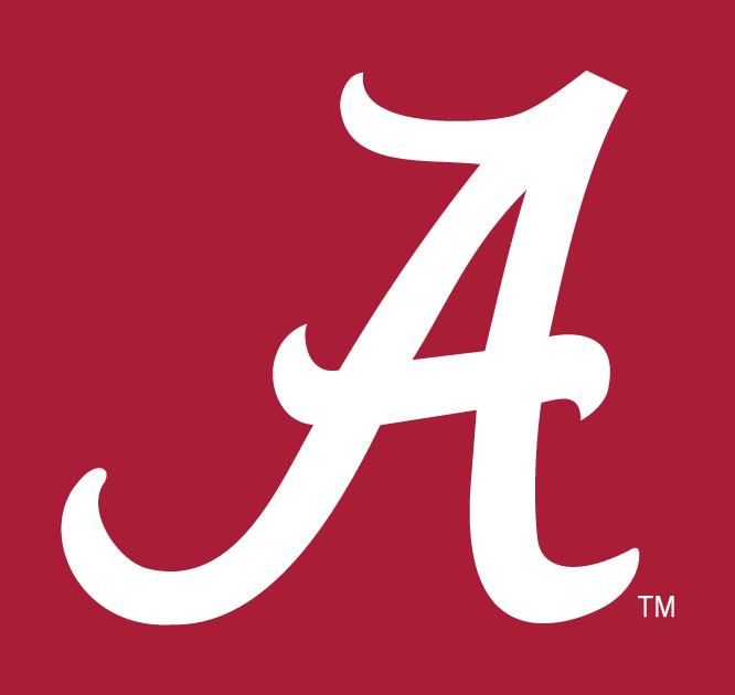 Alabama Crimson Tide Alternate Logo.