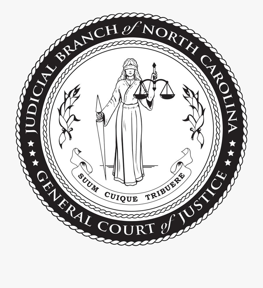 Nc Judicial Seal , Free Transparent Clipart.