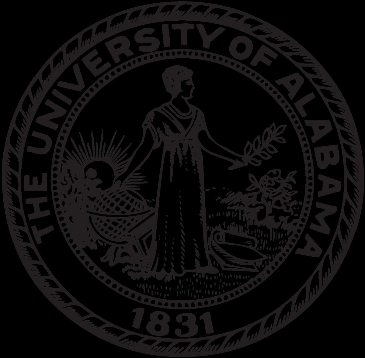 University of Alabama.