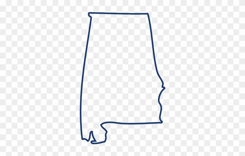 Alabama Clipart Outline.