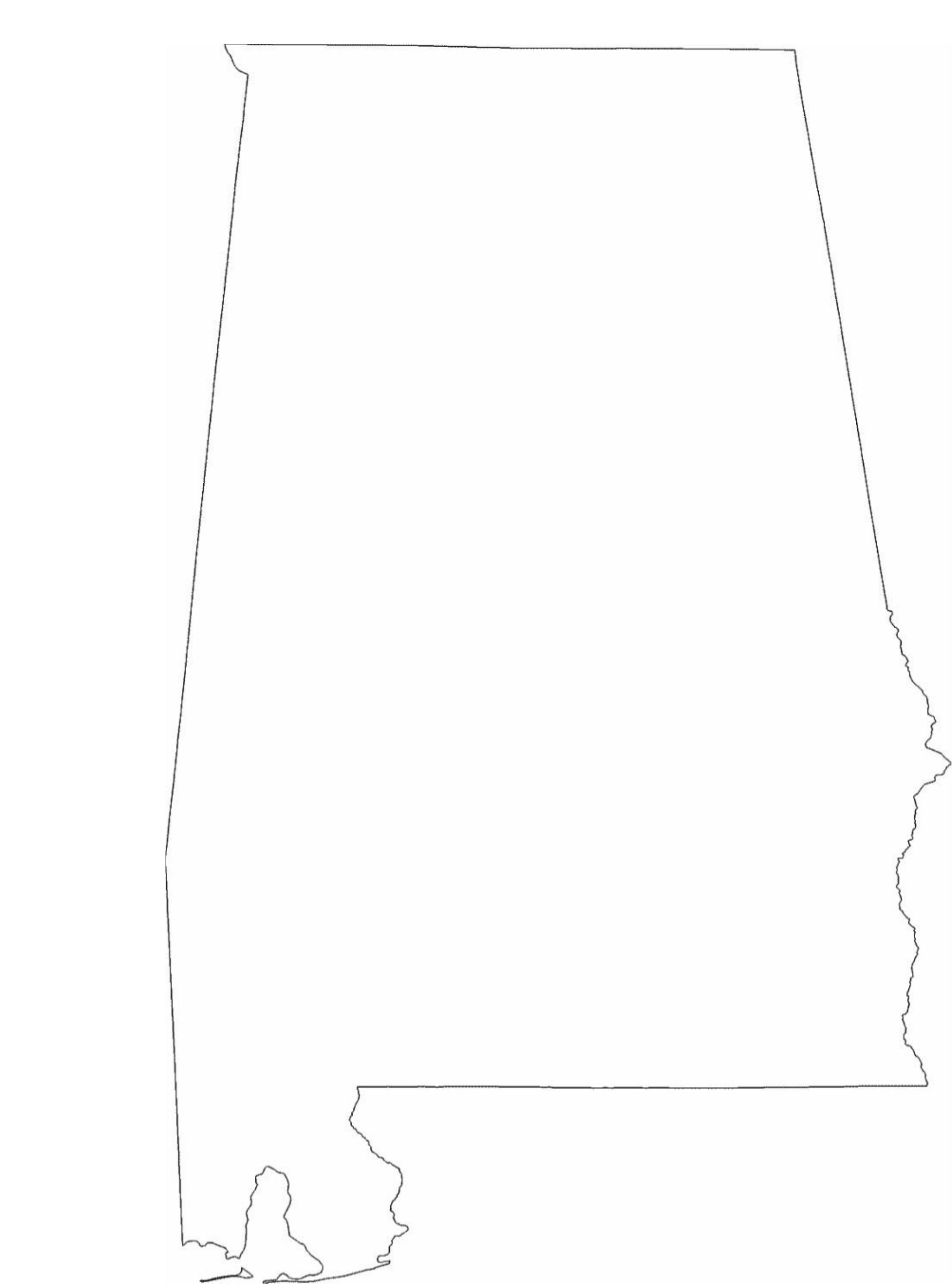 Alabama Outline Png, png collections at sccpre.cat.