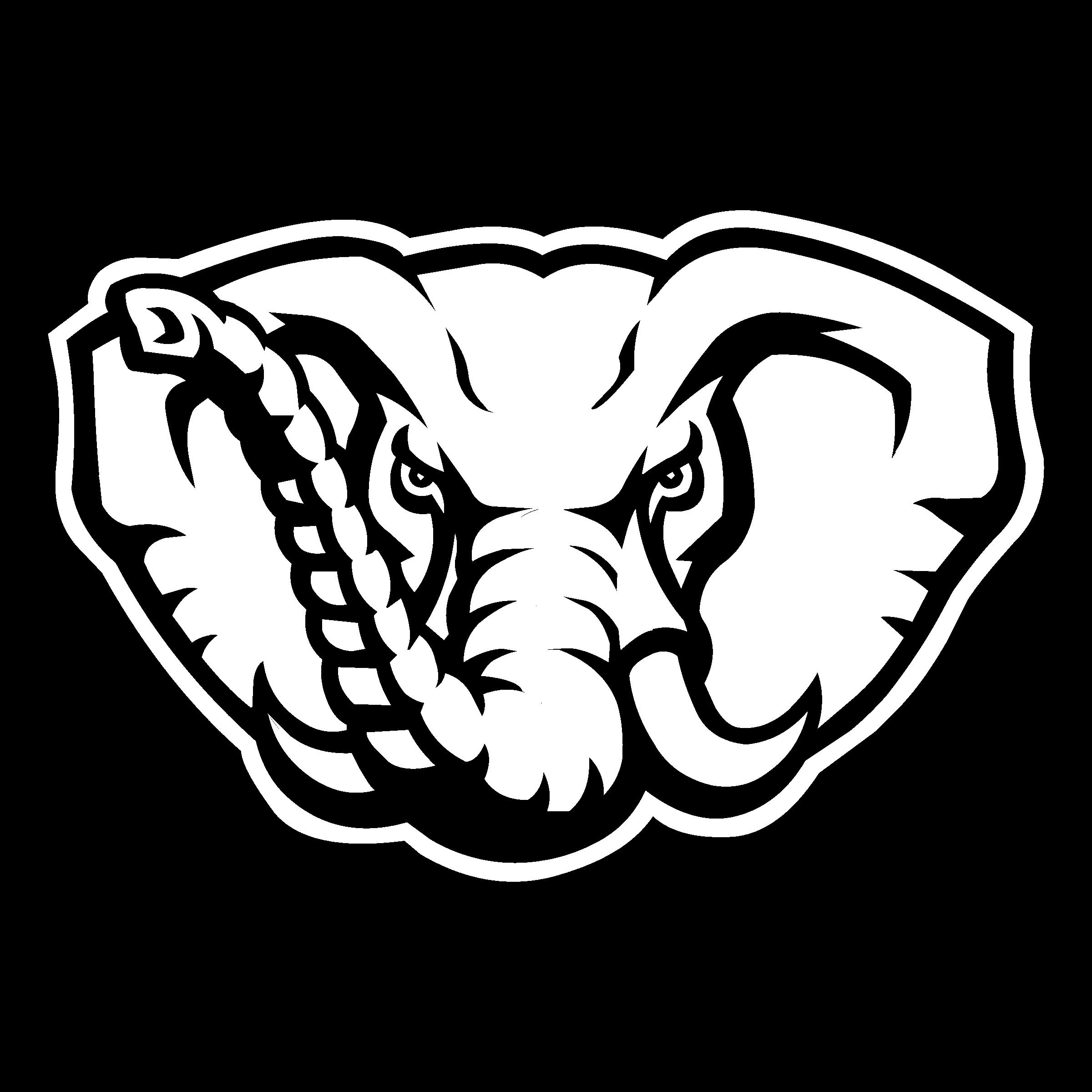 Alabama Crimson Tide Logo PNG Transparent & SVG Vector.