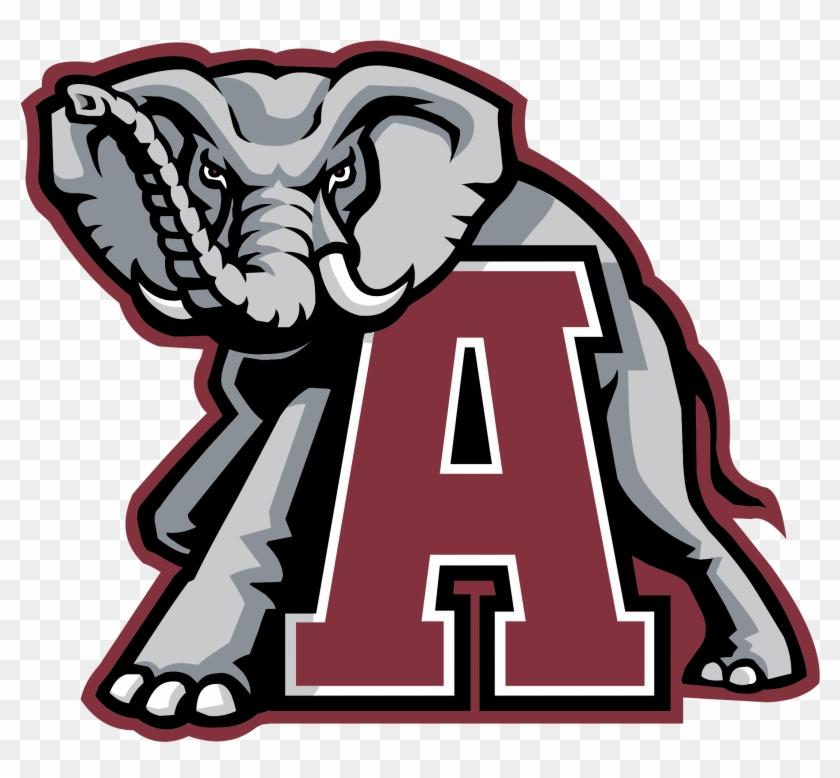 Alabama Crimson Tide Logo Png Transparent.