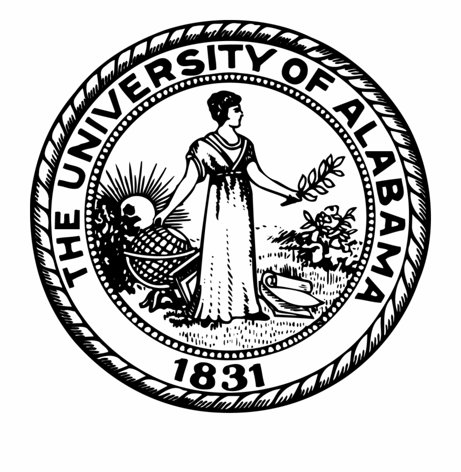Ua Logo University Of Alabama Ua University Of.