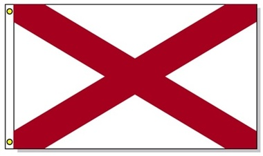 Alabama clipart flag alabama, Alabama flag alabama.