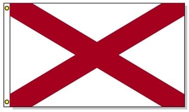 Alabama clipart flag alabama, Alabama flag alabama.