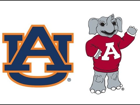 1984 Iron Bowl, #11 Auburn vs Alabama (Highlights).