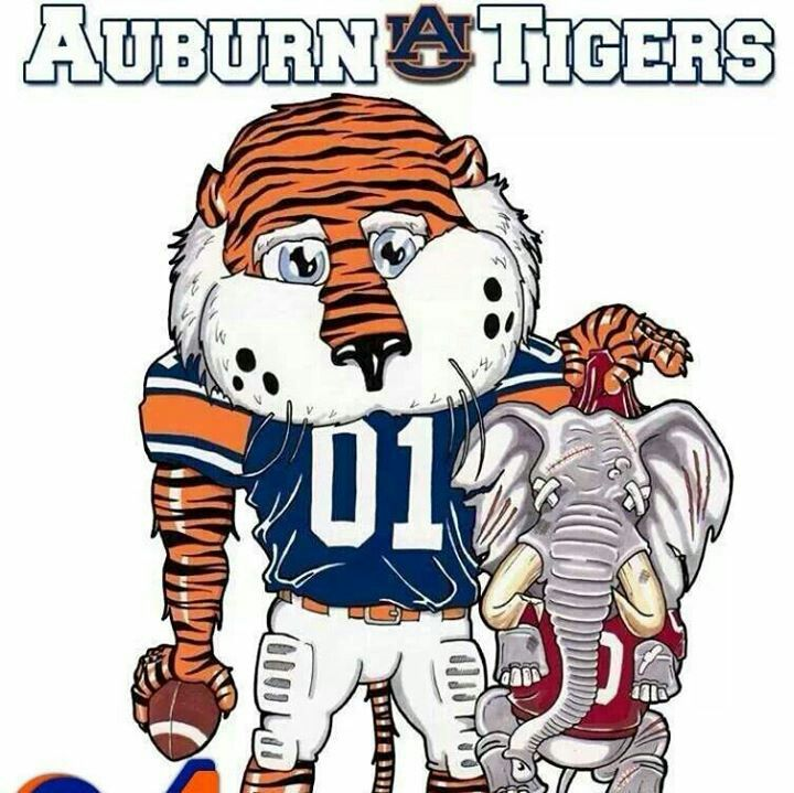 Auburn.