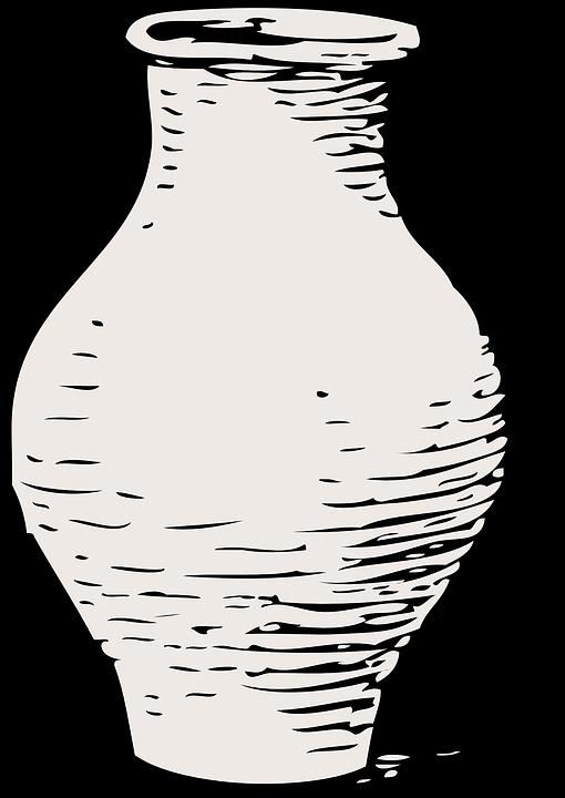 Vase clipart alabaster jar, Vase alabaster jar Transparent FREE for.