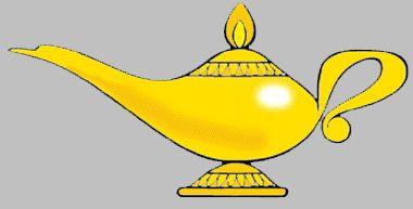 Free Aladdin Lamp Silhouette, Download Free Clip Art, Free.