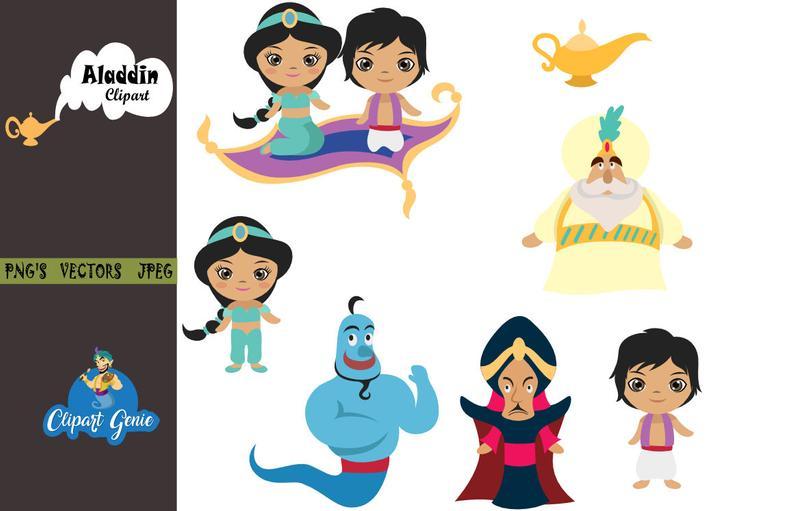 Aladdin clipart aladdin lamp clipart aladdin lamp jasmine.