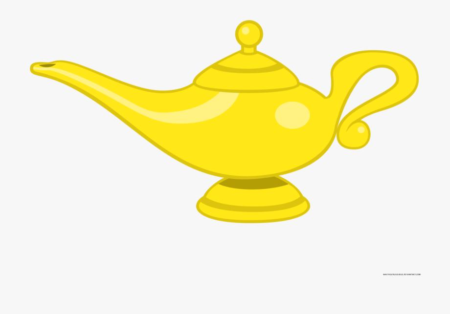 Clipart Genie Lamp.