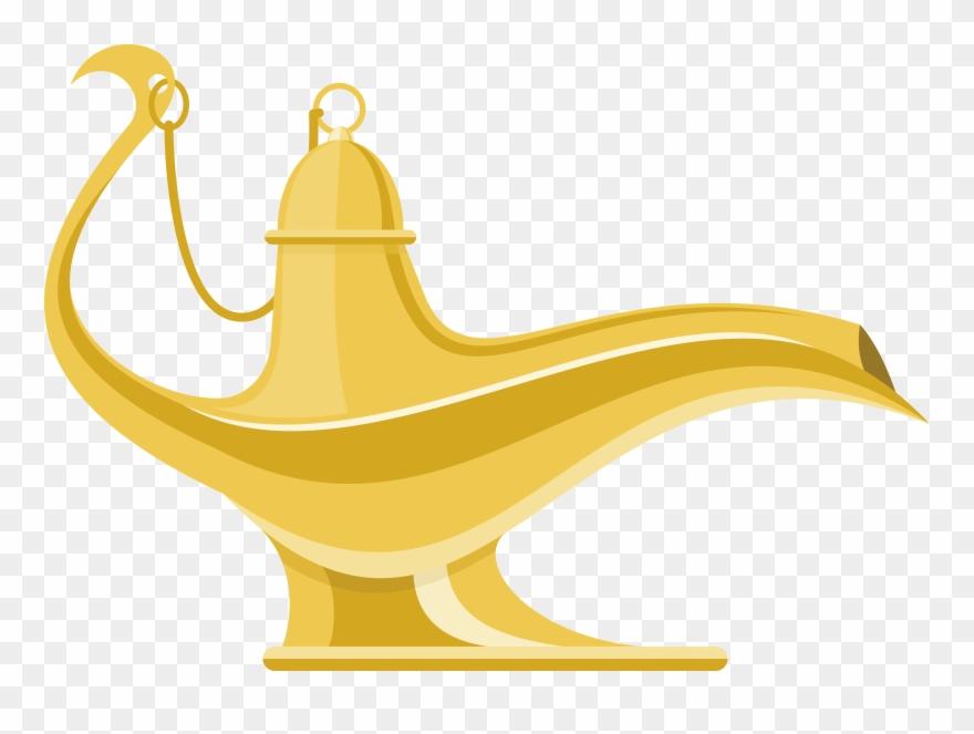 Genie Aladdin.