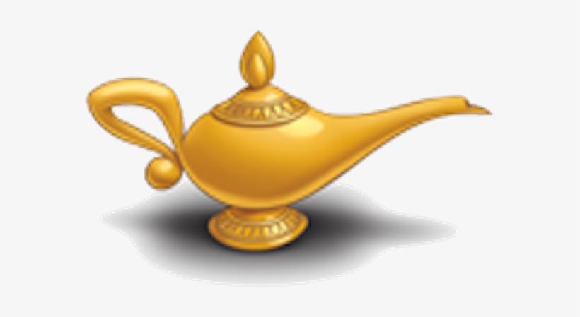Genie Lamp Png.